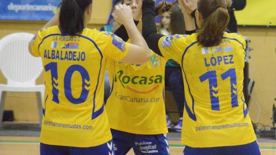 El Rocasa Gran Canaria se enfrenta este sábado al sueño de conquistar la Copa EHF Challenge ante el potente Kastamonu B. Genclik SK turco.