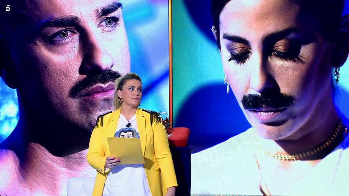 Carlota Corredera lee el veredicto de la cúpula de 'Sálvame'