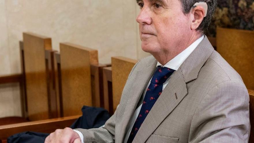 El Tribunal Supremo condena a Matas a devolver 1,2 millones que pagó Baleares a Calatrava