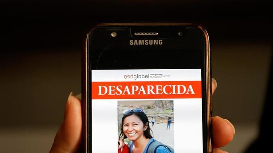 Brigadistas continúan la búsqueda de una turista española desaparecida en Cuzco