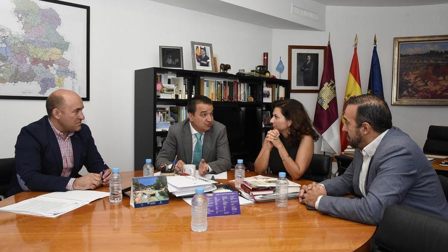 Reunión con Orlena de Miguel (Ciudadanos)