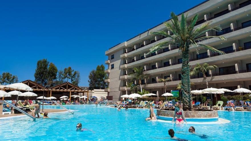 Instalación hotelera radicada en Costa Adeje, en el sur de Tenerife
