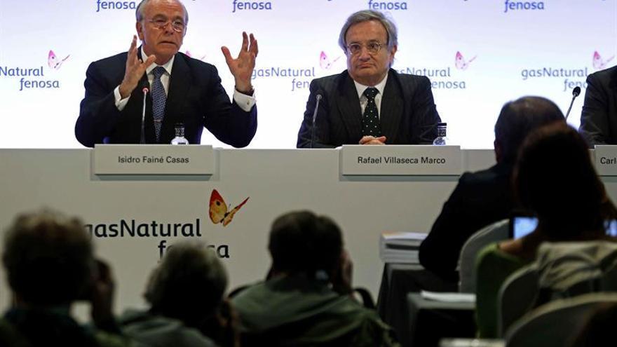 Fainé expresa su respaldo a Villaseca como consejero delegado de Gas Natural