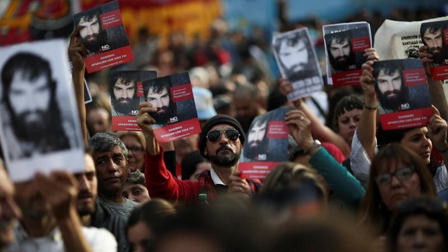 La desaparición de Maldonado amplifica el reclamo indígena en Argentina