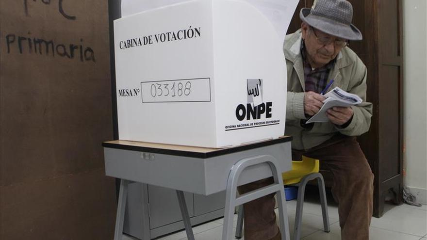 Las candidaturas a la Presidencia de Perú podrán ser inscritas hasta el 11 de enero