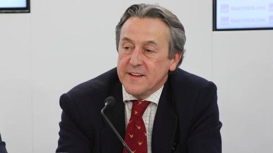 Hermann Terscht, un experto en polémicas que será la cara de la extrema derecha española en Europa