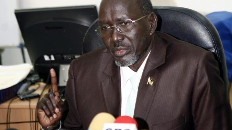 El ministro de Petróleo sursudanés visita Jartum para reanudar la producción de crudo
