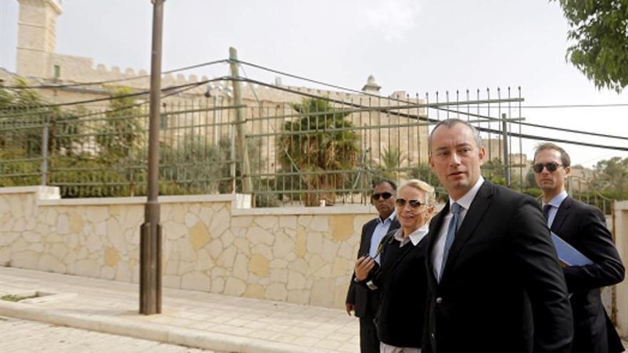 El coordinador de la ONU dice estar preocupado por la tensión en Gaza