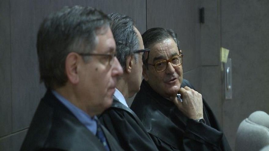 Fiscalía pide entre 2 y 3 años de cárcel para Fernández, Cabieces y Alcorta al creer que hay pruebas para condenarles