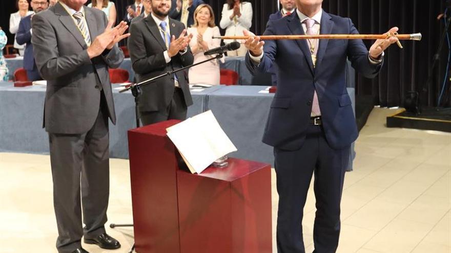 Augusto Hidalgo (PSOE) renueva al frente de Las Palmas de Gran Canaria junto a Nueva Canarias y Podemos