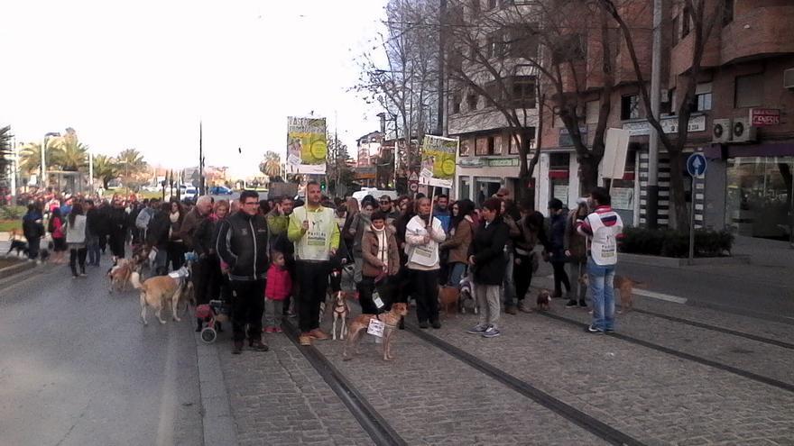I Marcha Perrestre San Antón 2016