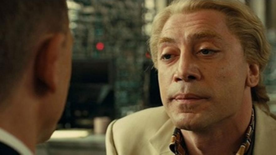 Javier Bardem, villano en 'Skyfall' de James Bond