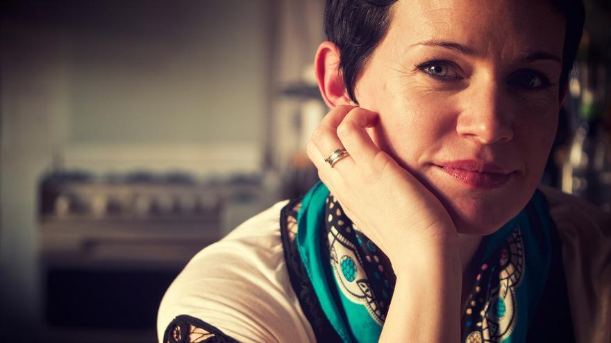 La escritora inglesa Sarah Hall