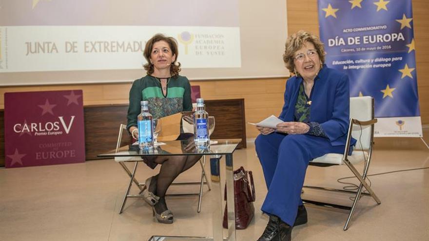 """Sofía Corradi anima a participar en Erasmus para """"volver mejores personas"""""""