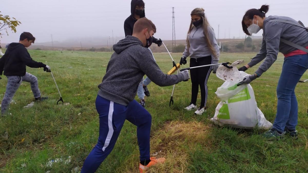 Las patrullas medioambientales de Sadeco.
