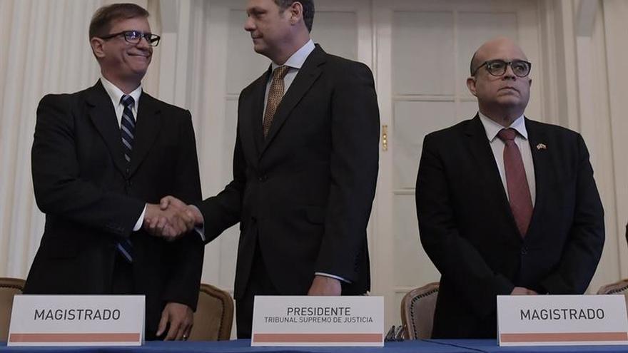 """Almagro apoya la """"instalación"""" de un Supremo venezolano paralelo en la OEA"""