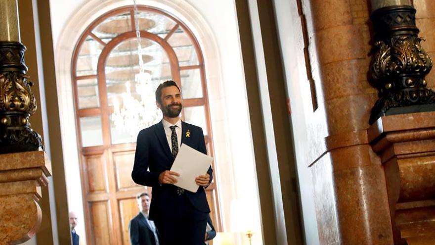 El presidente del Parlament anuncia hoy el candidato a la investidura