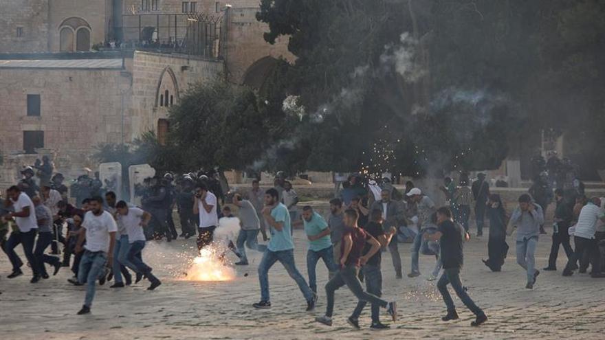 Muere el palestino herido por disparos del ejército israelí hace tres días
