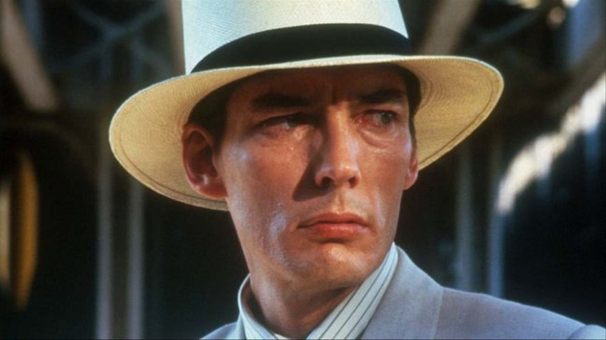 Billy Drago como Frank Nitti en 'Los intocables de Eliot Ness'