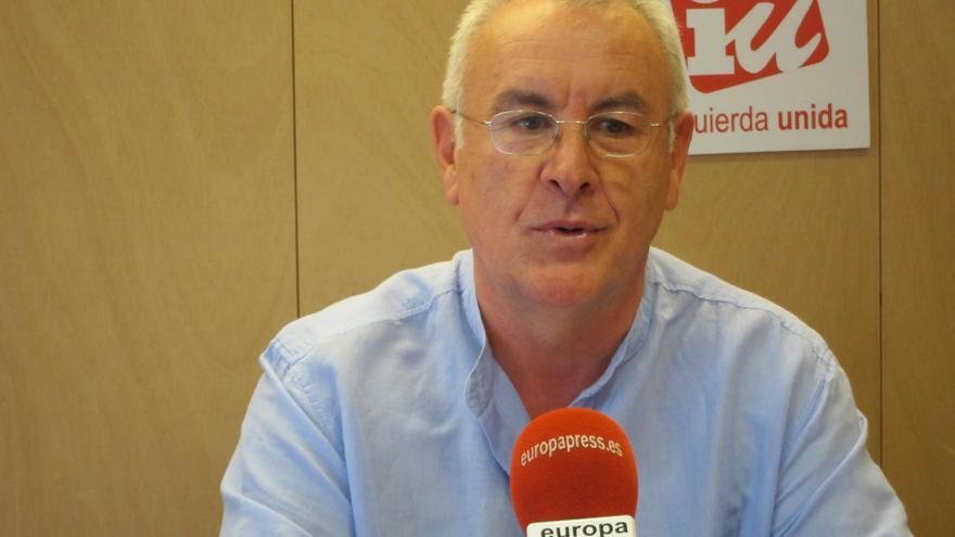 """Cayo Lara ve a Gallardón detrás de la """"importante confrontación interna"""" del PP ante el caso Bolinaga"""