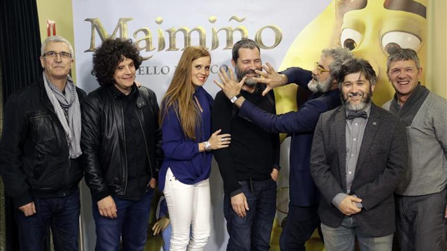"""Llega a los cines """"Maimiño"""", la primera película de animación gallego-cubana"""