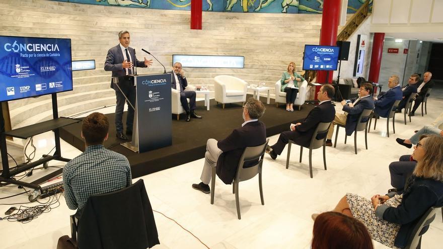 Cantabria inicia el camino hacia un Pacto por la Ciencia que concluya en una ley autonómica
