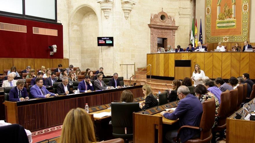 PSOE-A respalda una iniciativa de Cs en defensa del estado de derecho y apoyo al Gobierno