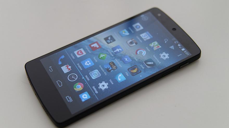 Los metales preciosos de nuestro 'smartphone' pueden ser recuperados