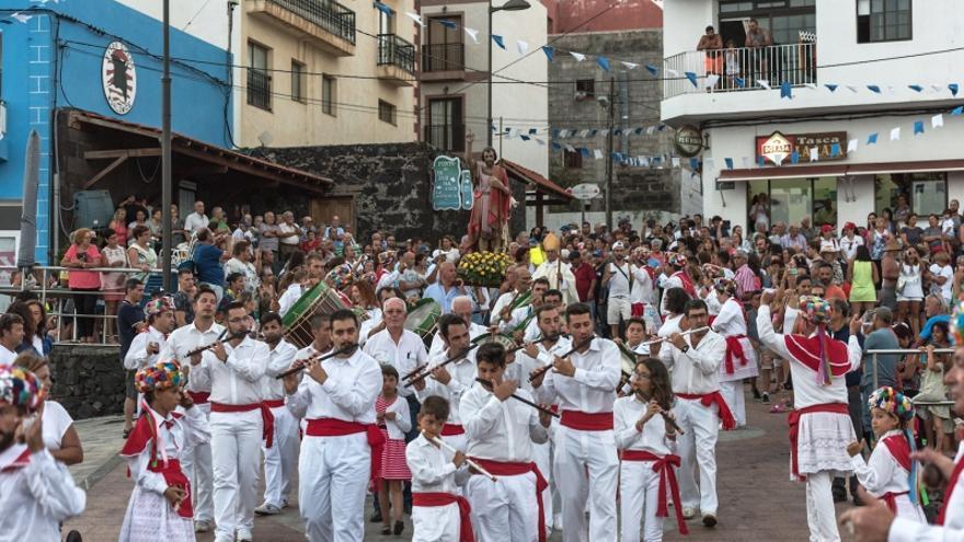 Fiestas de San Juan en La Restinga