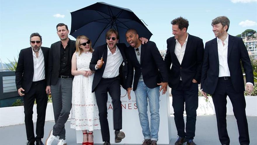 """The Square"", una crítica del mundo occidental recibida con risas en Cannes"