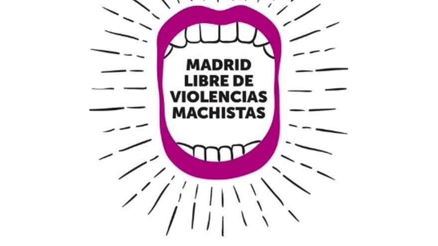 Campaña contra la violencia machista en las fiestas de los barrios de Madrid
