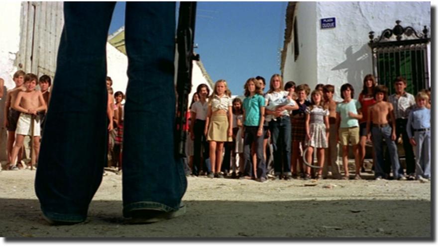 '¿Quién puede matar a un niño?' / Foto: blogdecine.com
