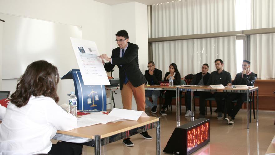 IX Liga de debate de la ULPGC