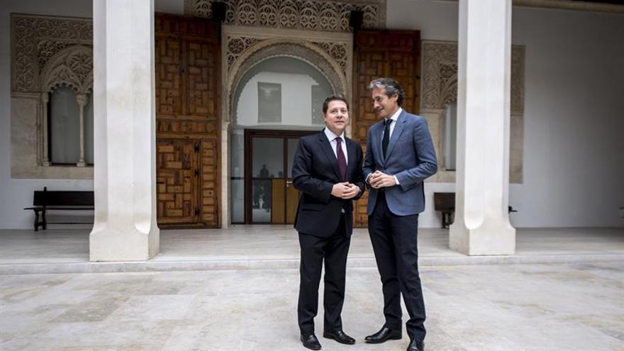 De la Serna anuncia una reunión sobre prolongación del Cercanías a Illescas