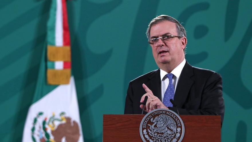 El canciller mexicano confirma su deseo de lanzarse a la presidencia en 2024