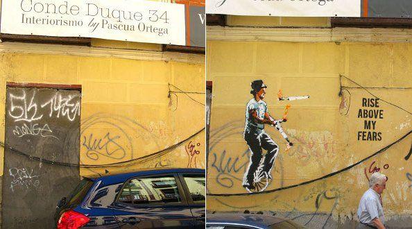 Amaniel, 36, antes y después de la intervención de Above | Foto: goabove.com