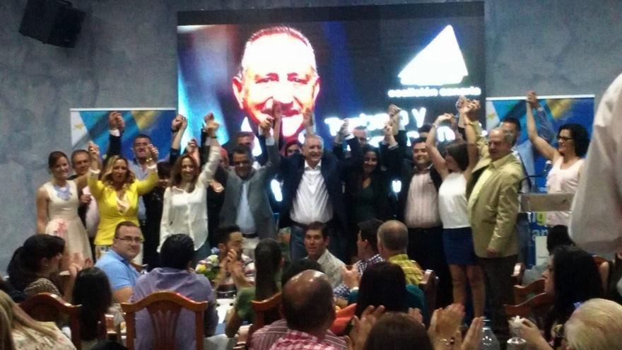 Haroldo Martín presentó a su nuevo equipo y sus propuestas electorales.
