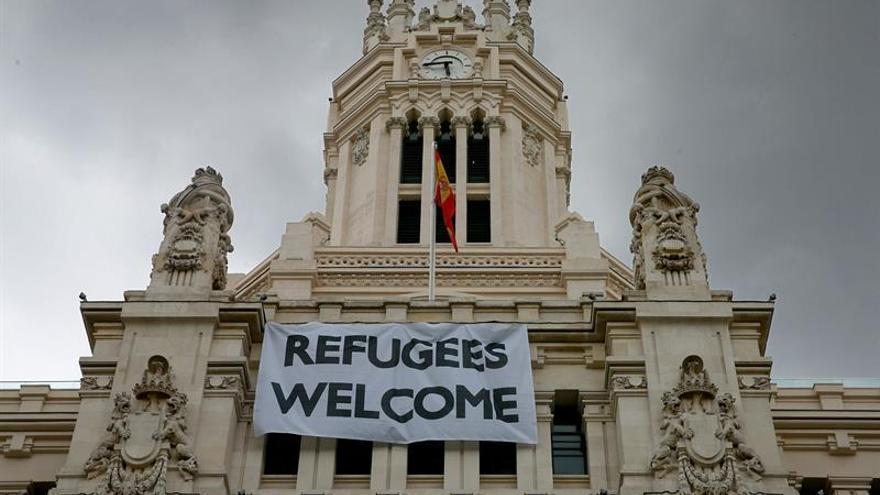 Con la llegada de 15 refugiados, son 2.217 los acogidos en acuerdos con la UE