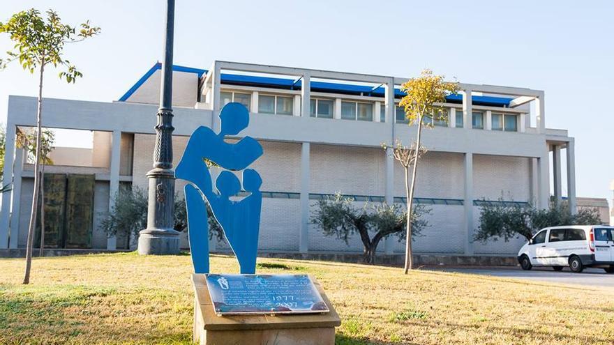 El Colegio Imperial Niños Huérfanos San Vicente Ferrer también tiene una residencia