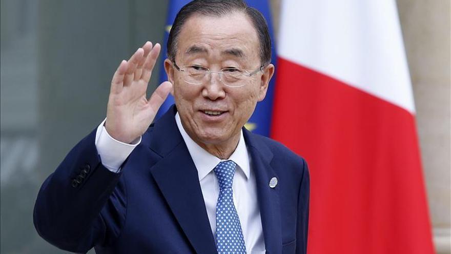 Ban Ki-moon pide poner fin a la práctica de las desapariciones forzadas