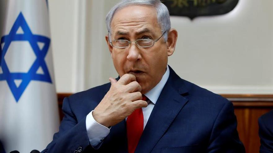 Netanyahu visita Londres coincidiendo con la declaración de Balfour