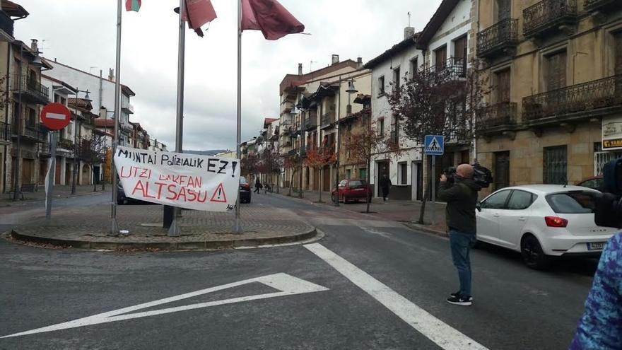 AUGC critica la declaración del Parlamento de Navarra sobre Alsasua y respalda que se investigue por terrorismo
