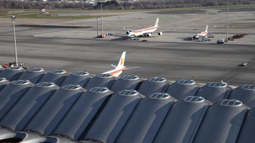 Solo 4 incidentes con drones en el mayor aeropuerto de España en 30 meses