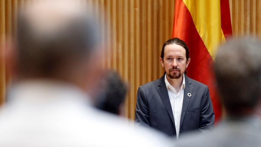 """Iglesias reafirma que le dijo la """"verdad"""" a Vox pero dice que se equivocó al """"caer en un provocación"""""""