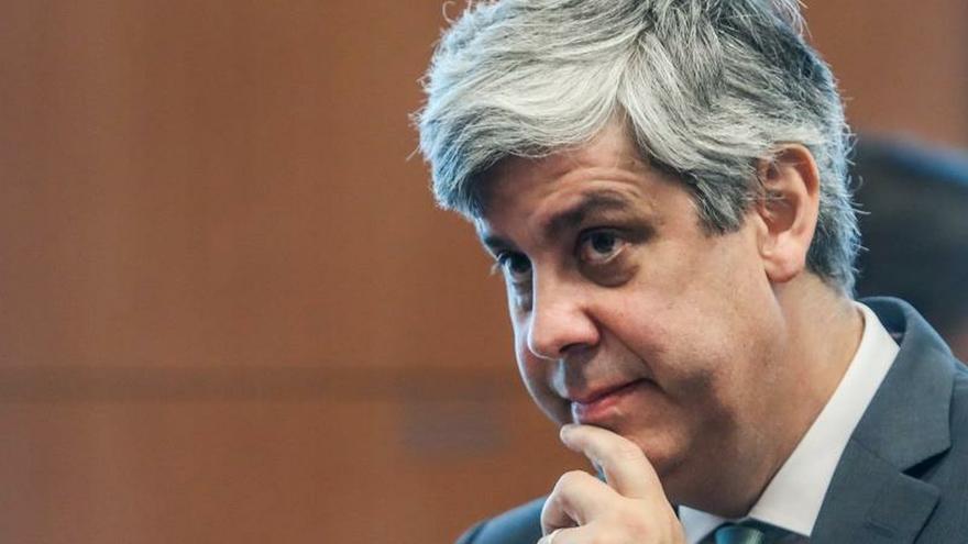 Mário Centeno renuncia a dirigir el FMI