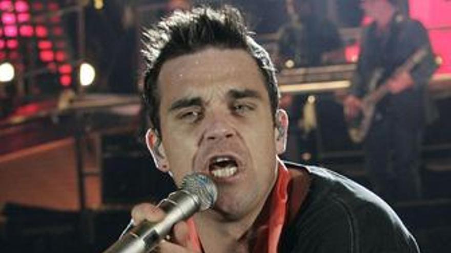 Robbie Williams, como un fondo de inversión