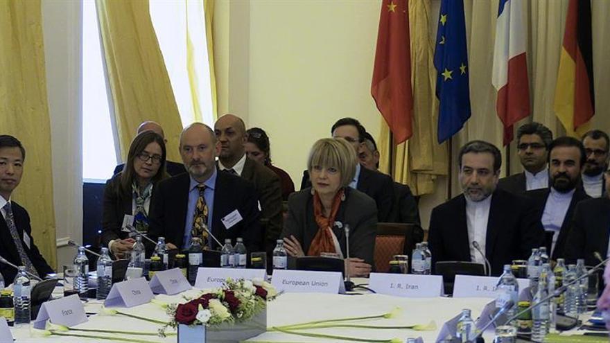 La Comisión del acuerdo nuclear con Irán analiza su cumplimiento