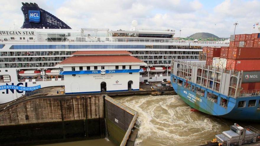 El consorcio reitera el ultimátum de parar las obras de ampliación del Canal de Panamá