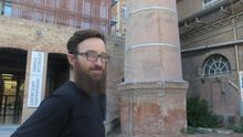 Olivier Schulbaum, en Barcelona.