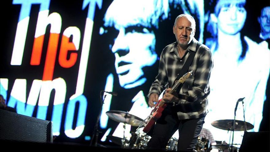 """The Who llegan al club del medio siglo en activo con """"The Who Hits"""""""